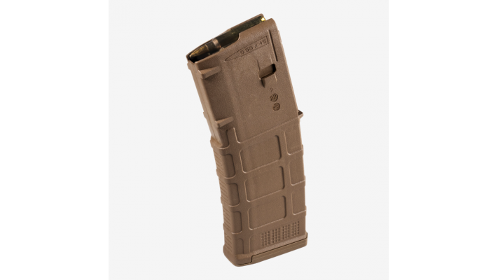 Magpul PMAG 557 MCT - Coyote -  AR15 - Window