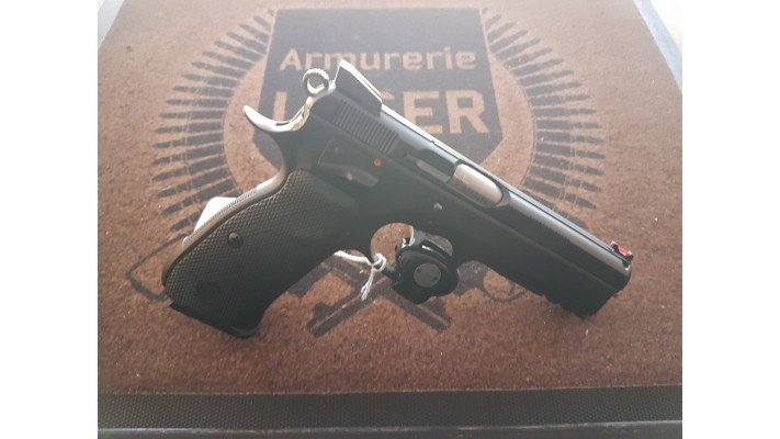 Cz 75 Shadow SP01, 9mm super propre