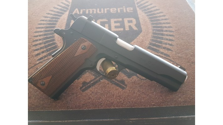 Remington R1, 45acp, Ceracoaté noir mat - Used -