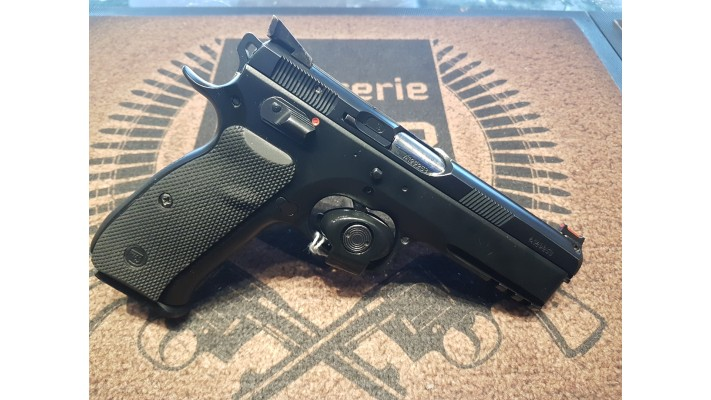 CZ 75 SP-01 9mm, très propre - Used -