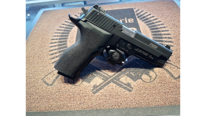 Sig Sauer P226, 22lr tres propre Used -