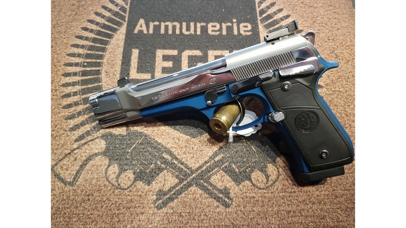 Beretta 92 Combat avec Muzzle Brake, 9mm, custom