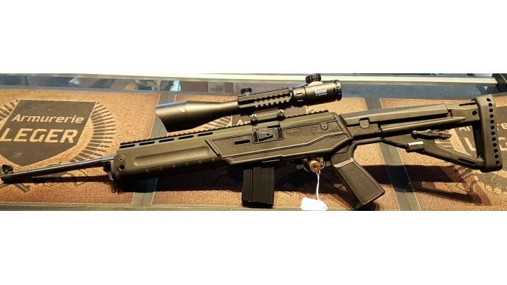 Ruger Mini 14,223rem, Stock Archangel, Scope Bushnell Used -