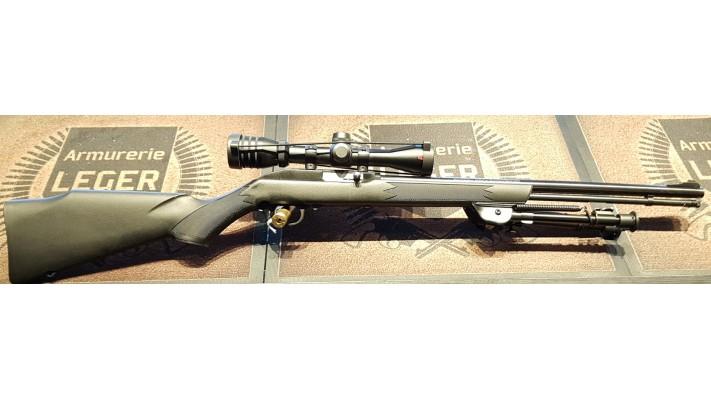 Marlin 60SN 22lr scope redfield 2-7x33 Used -