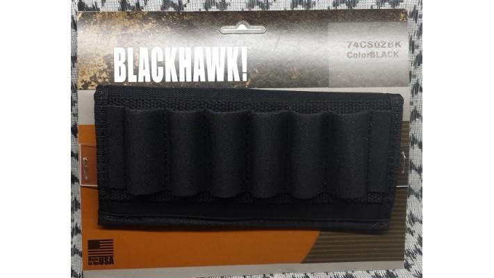 BlackHawk - Porte Cartouche 12GA (6x)