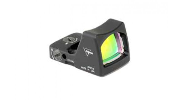 Trijicon - RM01-C-700600: RMR® Type 2 LED Sight - 3.25 MOA LED Red Dot