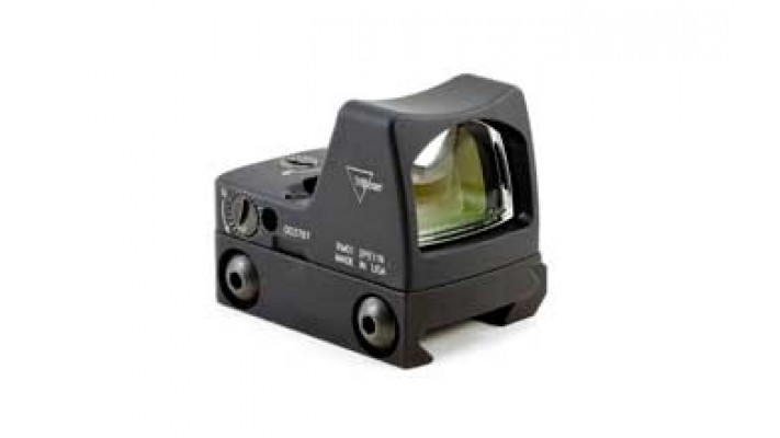 RM01-C-700601: Trijicon RMR® Type 2 LED Sight - 3.25 MOA Red Dot w/RM33 Picatinny Rail Mount