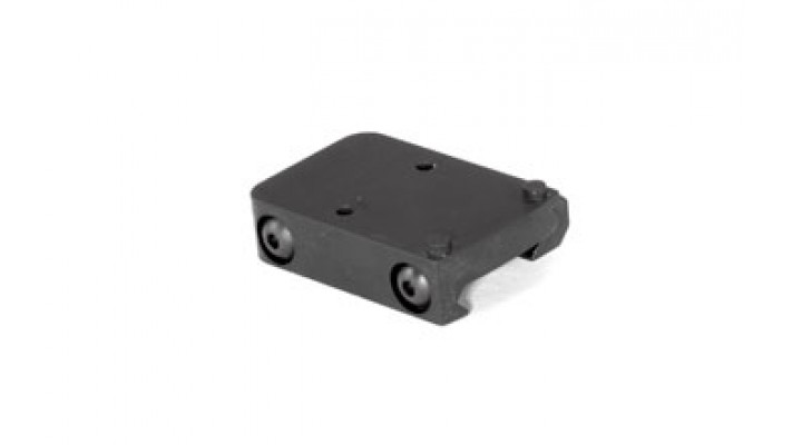 Trijicon - RM33: Picatinny Rail Mount Adapter for RMR® — Low Profile