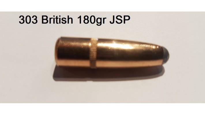 Campro | 500 Boulets | Calibre 303 British 180 gr JSP