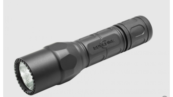 Surefire G2X-Pro Black - Lampe de Poche - FlashLight