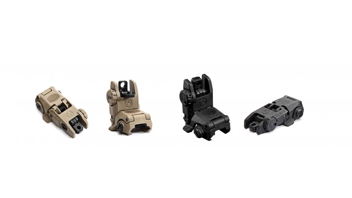 Magpul - Mire / Back up Sight Noir ou FDE