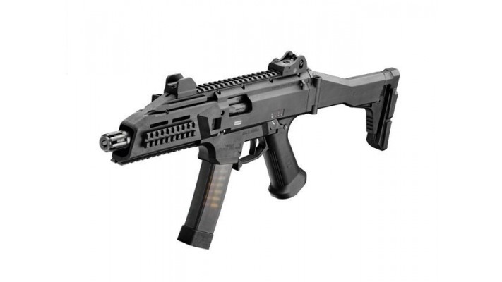 CZ Scorpion S1 Pistol EVO 3 9mm