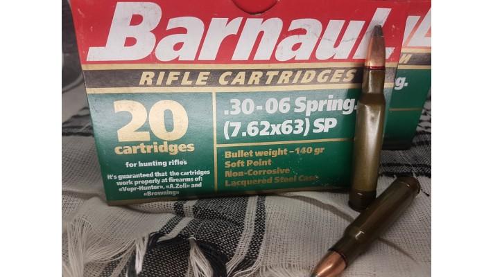 BARNAUL 3006 SPRG 140gr. SP