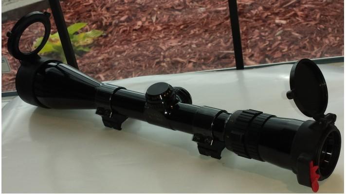 Bausch & Lomb Elite 4000 usagé, croix fixe 2.5x10