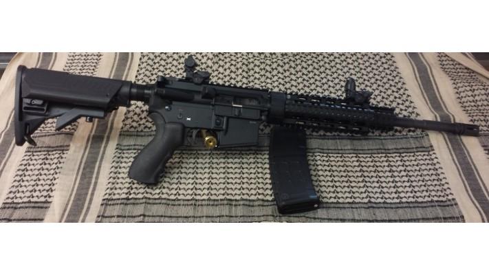 Schmeisser AR15-M4F 223 - Autorisation Restreinte