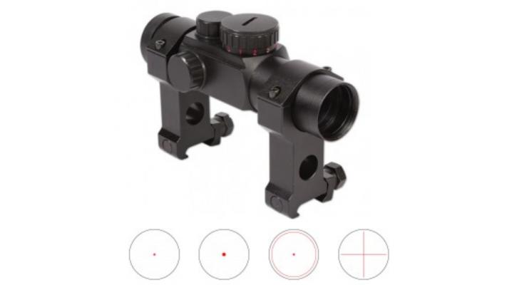 Bushnell AR Optics 1x 28mm Multi-Reticle Red Dot (9juillet)