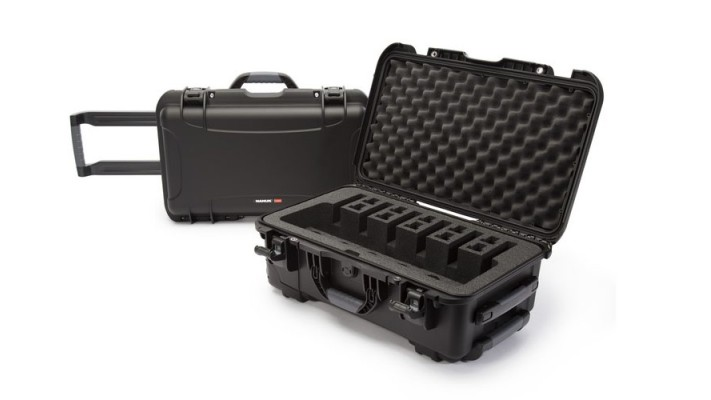 Nanuk Case 935 up 6 gun