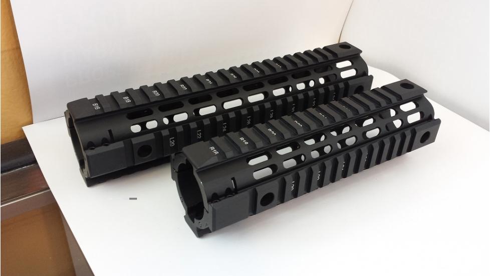 IMI Defense - Aluminium Quad Rail - Carbine FreeFloat