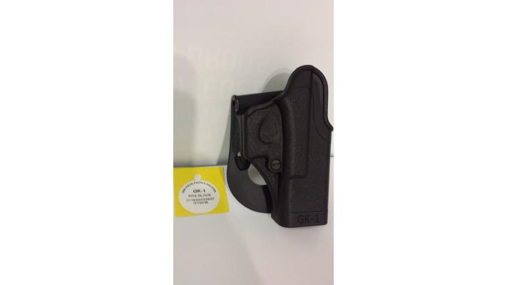 IMI Defense - Étui En Polymère pour Glock 17/19/22/23/25/26/27/28/31/32 Compatible Gen 4