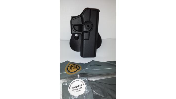 IMI Defense - Étui En Polymère Roto pour Glock 17/22/28/31