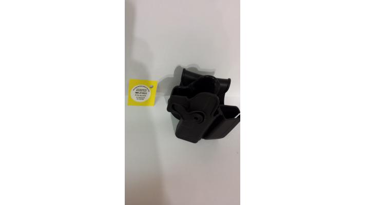 IMI Defense - Étui En Polymère pour Glock 17/19/22/23/28/31/32/36 avec porte chargeur intégré