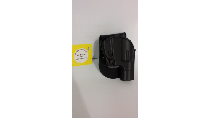 IMI Defense - Étui En Polymère pour Revolver Smith&Wesson J Frame 38spe