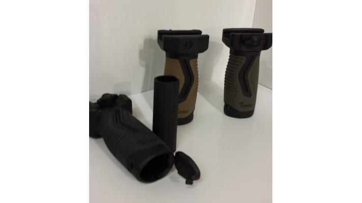 IMI Defense - OVG - Overmolding Vertical Grip - Poignée