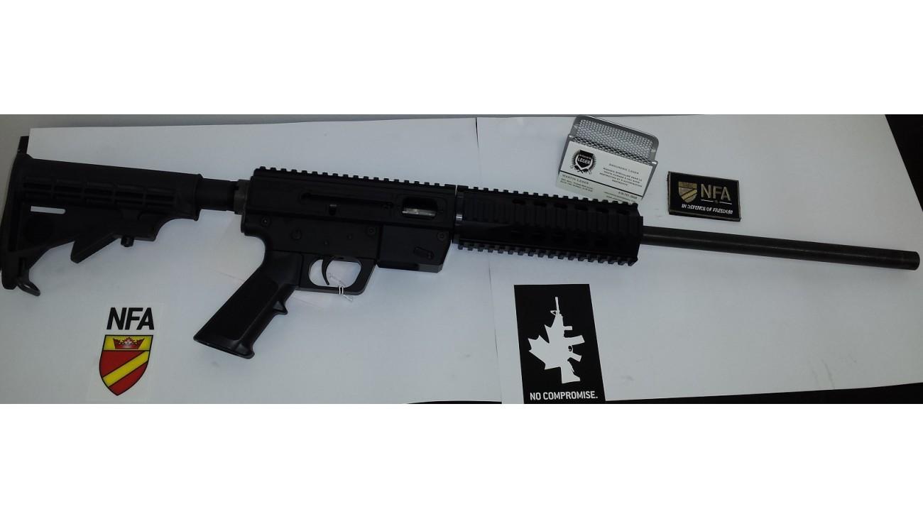 Just Right Carbine 9mm, 18½ Barrel (10 round Glock 17 mag) - Non