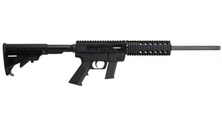 Just Right Carbine 9mm, 18½ Barrel (10 round Glock 17 mag) - Non-Restreinte, 1 chargeur