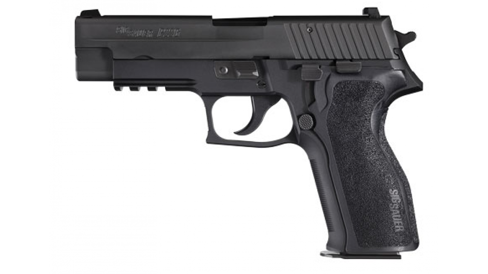 Sig Sauer P226 9mm Short Reset Trigger / Night Sight